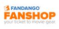 Fandango FanShop cash back and coupons
