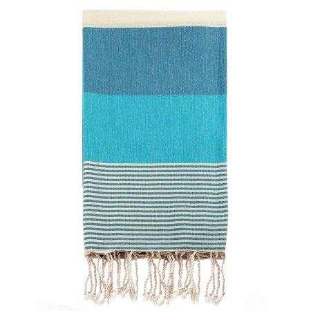 Swan Comfort 100% Organic Turkish Cotton Absorbent Beach & Bath Towel