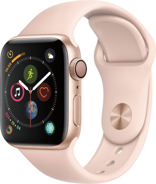 Apple - Apple Watch Series 4 (GPS)