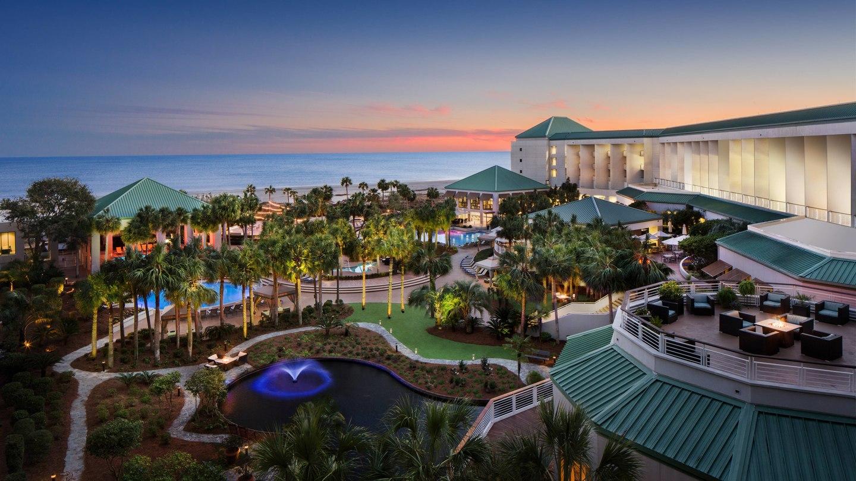 Hilton Head Holidays
