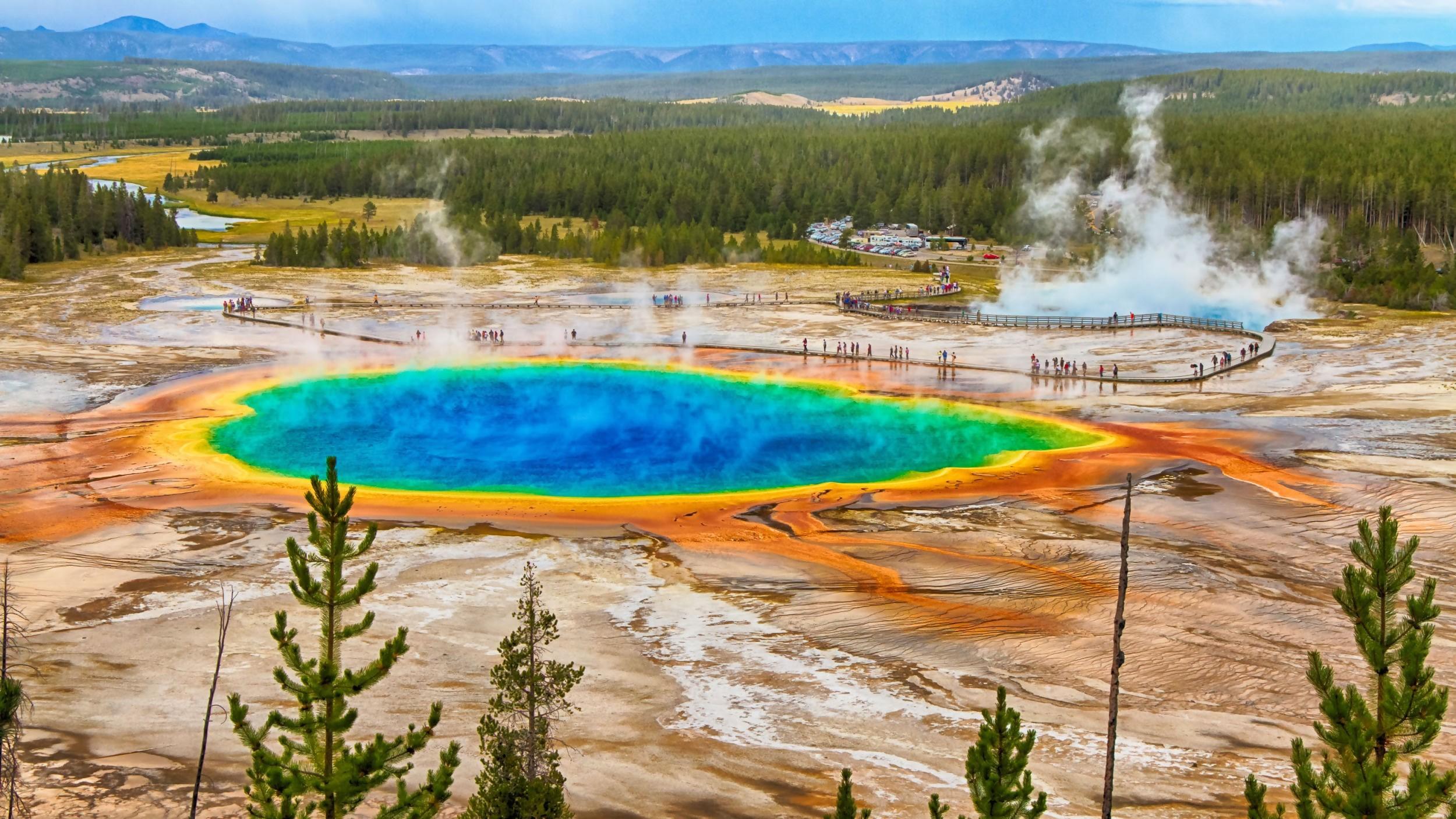 Yellowstone Holidays