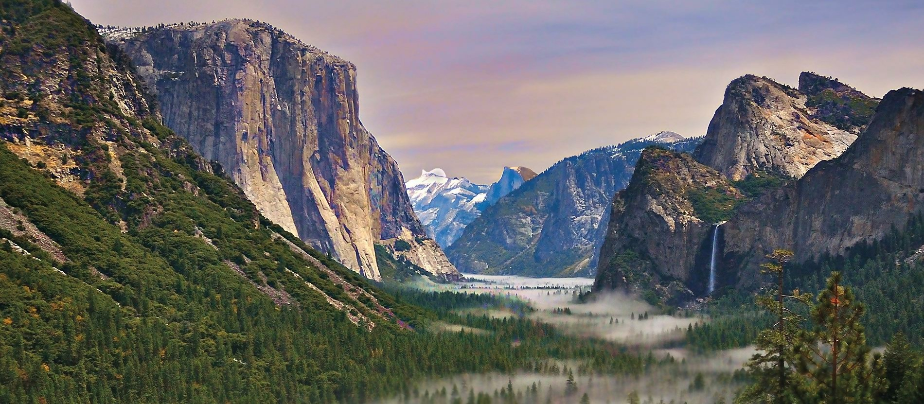 Yosemite Holidays