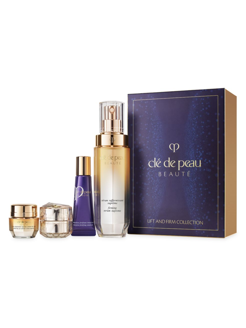 Clé de Peau Beauté Lift And Firm Collection 4-Piece Set