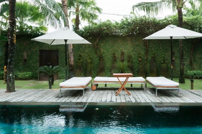 Bali Airbnb house