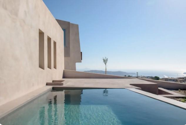 Santorini Airbnb Rentals