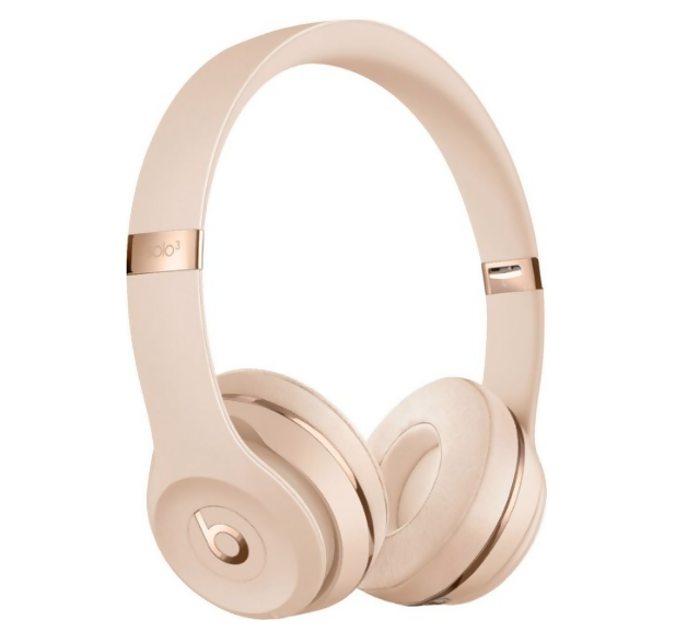Beats by Dr. Dre - Beats Solo3 Wireless Headphones - Satin Gold