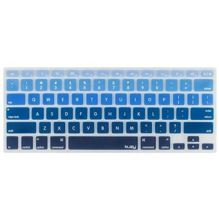 Kuzy - Ombre Colors Keyboard Cover