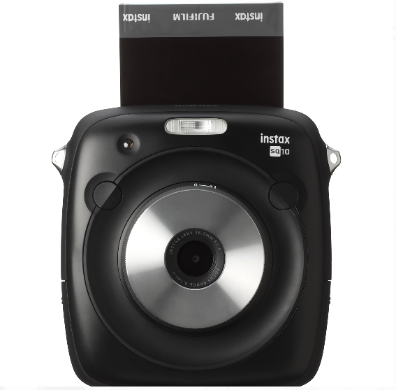 Fujifilm Instax Square SQ10 Hybrid Instant Film & Digital Camera