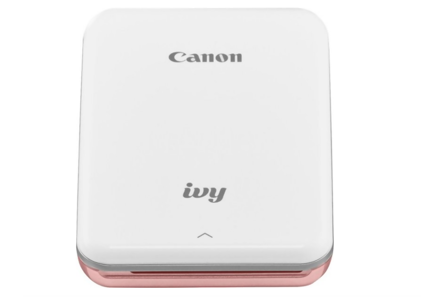Canon - IVY Mini Photo Printer - Rose Gold