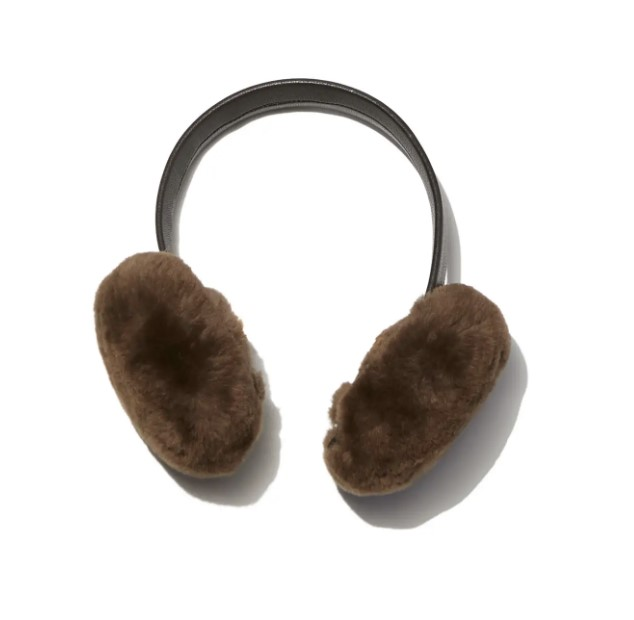 Men's Fur Earmuffs