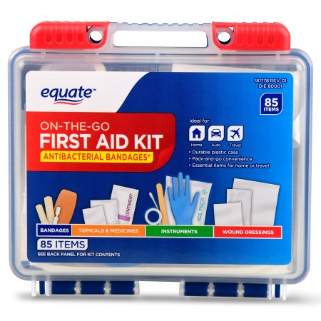 On-The-Go First Aid Kit