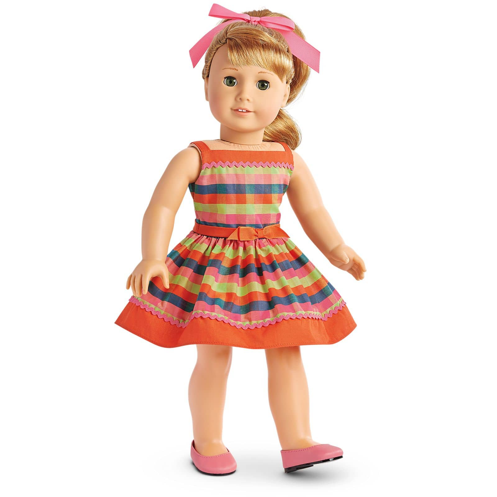 American Girl Maryellen's Rockin' Roller Skating Outfit for 18-inch Dolls