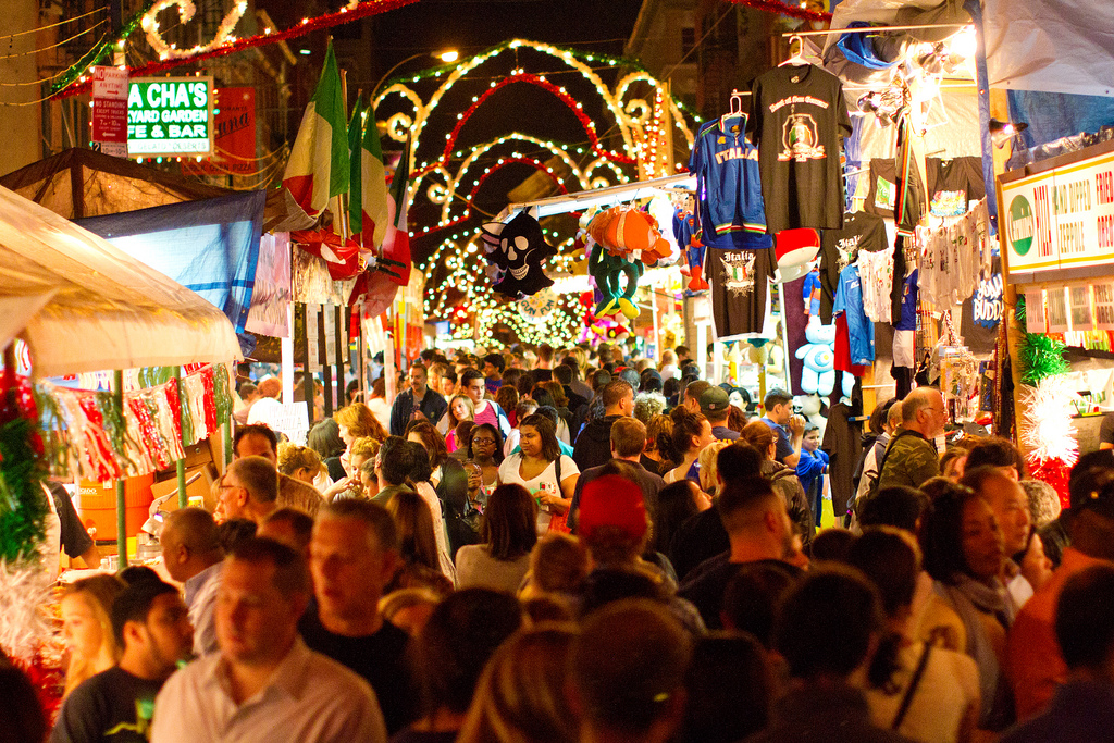 New York City Feast of San Gennaro