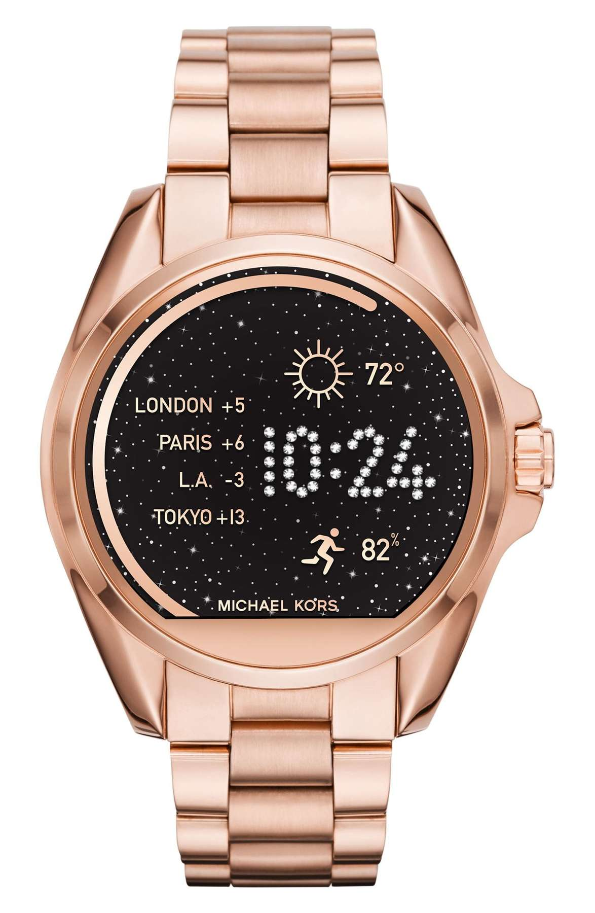 Michael Kors Bradshaw Access Bracelet Smart Watch