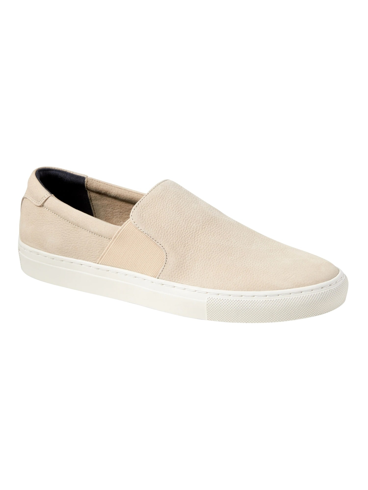 Tylan Leather Slip-On Sneaker